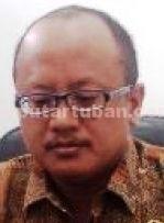 KASMURI: Ketua KPUD Kabupaten Tuban