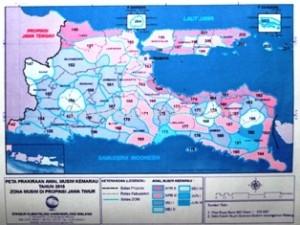 SUNGSANG: Seharusnya sejak April dasarian III Jawa Timur sudah memasuki musim kemarau. Namun karena terjadi anomali ramalan ini meleset.
