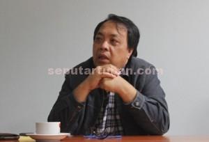 """General Manager dan CRO PT TPPI, Masputra Agung : """"Negara agar tidak makin rugi, TPPI segera dioperasikan."""""""