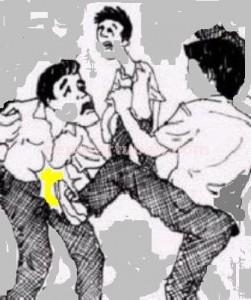 ilustrasi kekerasan