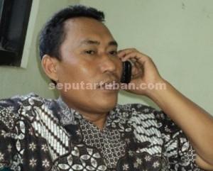 Sekretaris AKD Tuban, Warsito