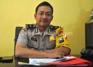 Kabag Ops Polres Tuban, Kompol Hendry Soelistiawan