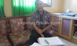 Kabid Tanaman Pangan dan holtikultura, Suparno
