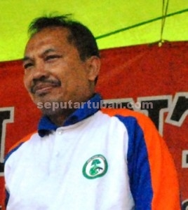 Kepala Divisi Regional (Divre) Perhutani Jawa Timur, Andi Purwandi