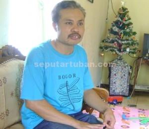 Pendeta GKJ Tuban, Lilik Kristiawan