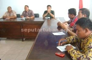 Hearing Nelayan Palang dengan DKP Tuban