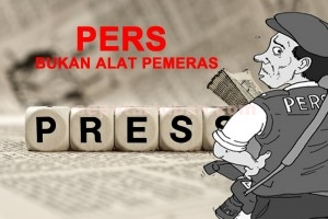 ilustrasi pers