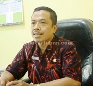 Kepala BKD Tuban, Nur Hasan
