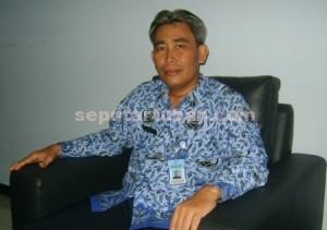 Kepala BPS Tuban, Prayogo Setyo Widodo