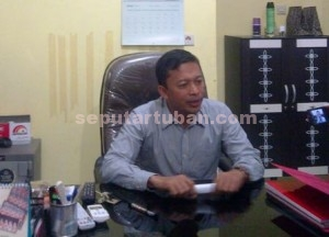 Kasat Reskrim Polres Tuban, AKP Suharta