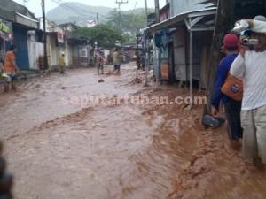 Banjir Bandang rengel