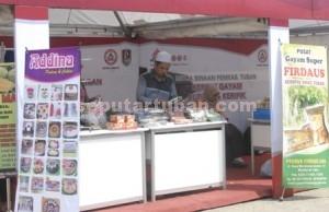 UKM Binaan PT Semen Indonesia saat mengikuti pameran