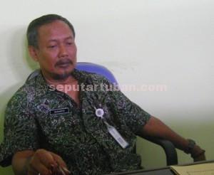 Kabid Pariwisata, Disperpar Pemkab Tuban, Sunaryo