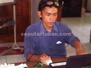 Koordinator FITRA Jatim, Ahmad Dahlan