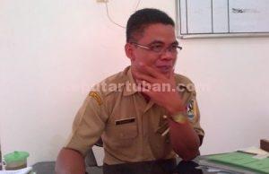 Kepala Bidang (Kabid) Kependudukan, Dinas Kependudukan dan Pencatatan Sipil (Disdukcapil) Kabupaten Tuban, Gunadi