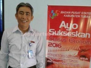 Kepala BPS Tuban, Prayogo