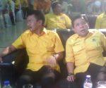 Setnov bersama Ketua DPD Golkar Jatim