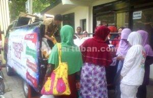 Operasi pasar Ramadhan diserbu Pembeli