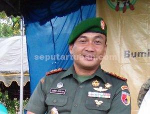 Dandim 0811 Tuban, Letkol Inf. Sarwo Supriyo