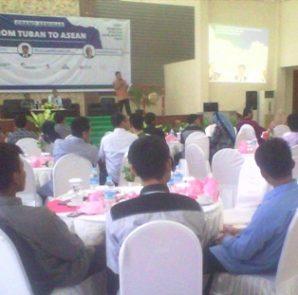 Seminar Tuban to Asean