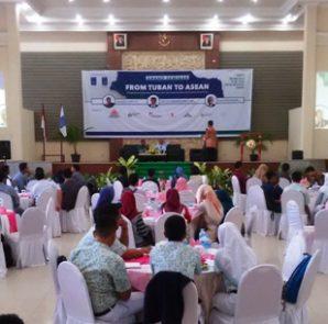 Seminar yang digelar alumni ITS dengan tema Tuban to Asean
