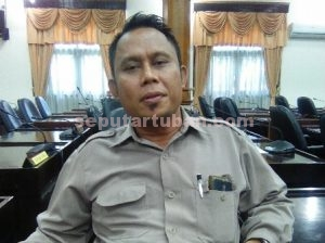 Ketua Komisi A DPRD Tuban, Agung Supriyanto