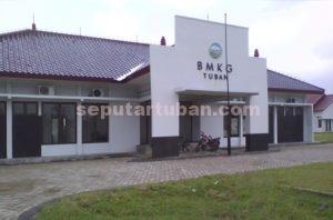 SIAP BEROPERASI : Kantor BMKG Tuban yang sudah selesai dibangun