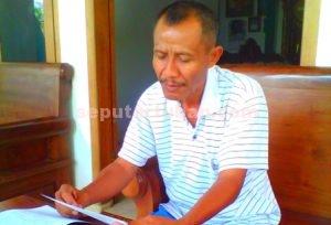 Kepala Desa Guwoterus, Puji