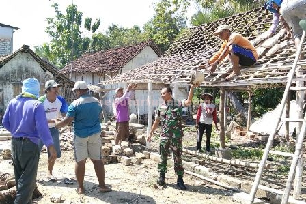 Upaya Koramil Plumpang Membumikan Gotong Royong News Online