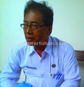 Kabid Bantuan Pemberdayaan dan Organisasi Sosial Dinsosnaker Tuban, Abdul Latif