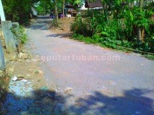 MULUS : Kondisi pengaspalan jalan sangat memudahkan aktifitas masyarakat