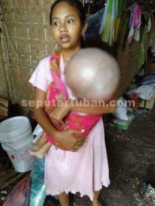 MEMPRIHATINKAN : Kondisi Joko Waras dan ibunya