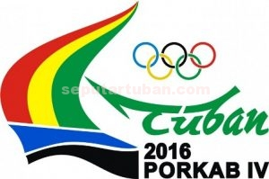Logo Porkab Tuban 2016, KONI Tuban