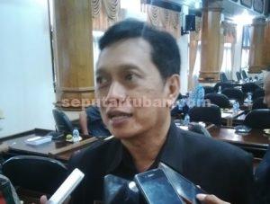 Kepala Dinkes Pemkab Tuban, Saiful Hadi