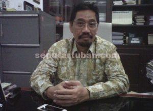 Ketua DPD Muhammadiyah Tuban, Nurul Yakin