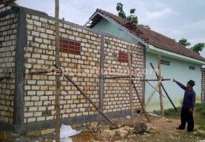 TOTALITAS LAYANAN : Pembangunan Gedung Serbaguna tinggal selesai