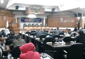 Rapat Paripurna DPRD Tuban