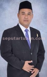 Wakil Ketua DPRD Tuban Reza