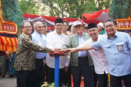 Pemeran UKM Semen Indonesia