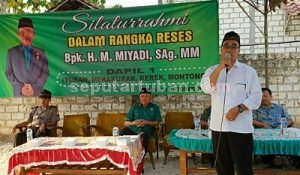 Reses Ketua DPRD Tuban lagi