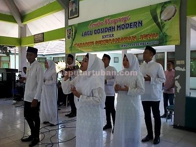 Pemandu Lagu Lomba Qosidah