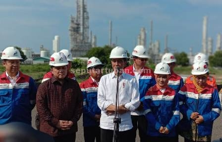Jokowi-TPPI