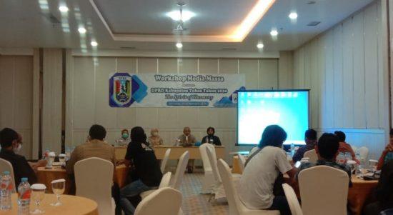 Gathering DPRD Tuban