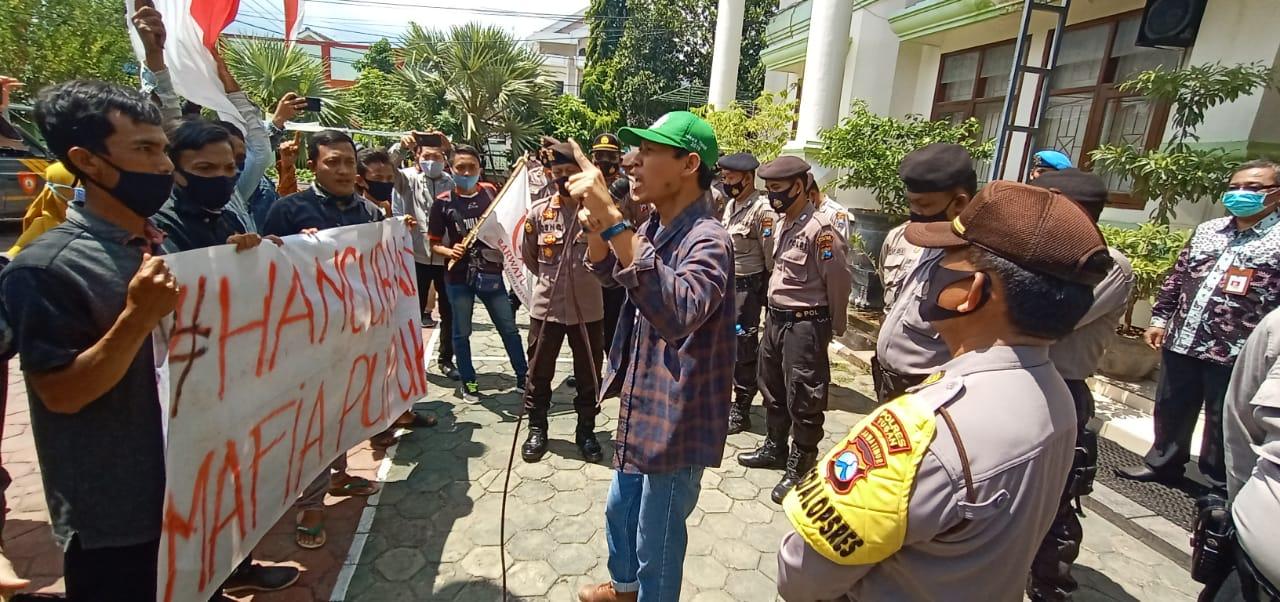 Demo Pupuk Subsidi