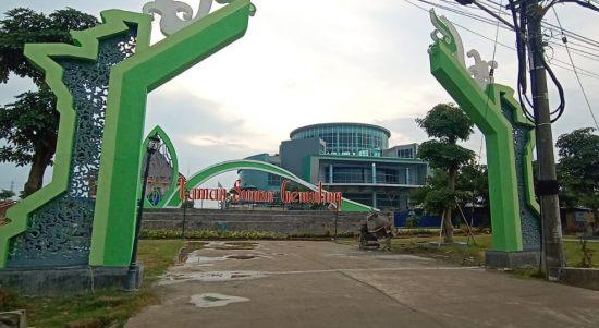 Gerbang Taman Sumur Gemuling