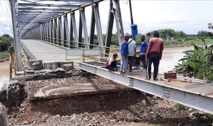 Jembatan Darurat