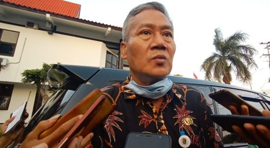 Plt Dinsos P3A Kabupaten Tuban, Joko Sarwono