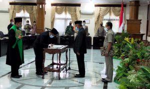 PAW DPRD Tuban