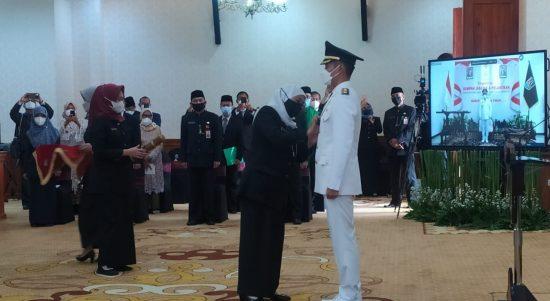 Pelantikan Bupati dan Wakil Bupati Tuban (1)