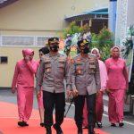 Penyambutan dan Pelepasan Kapolres Tuban (2)